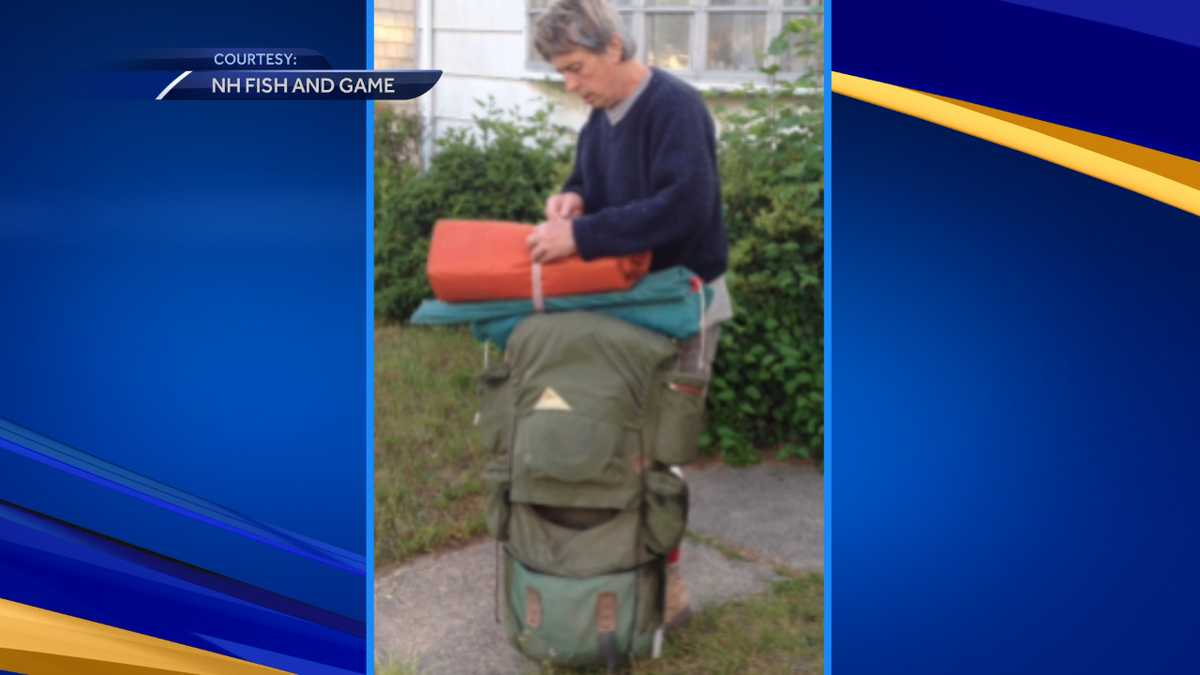 Missing new jersey hiker found dead in white mountains for Nh fish game