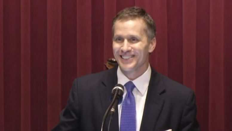 Eric Greitens, Missouri State of the State address 2018