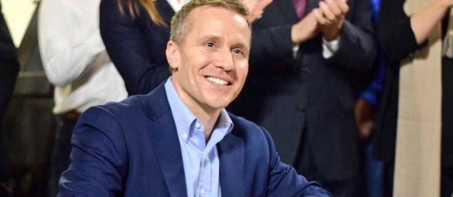 Missouri Governor Eric Greitens