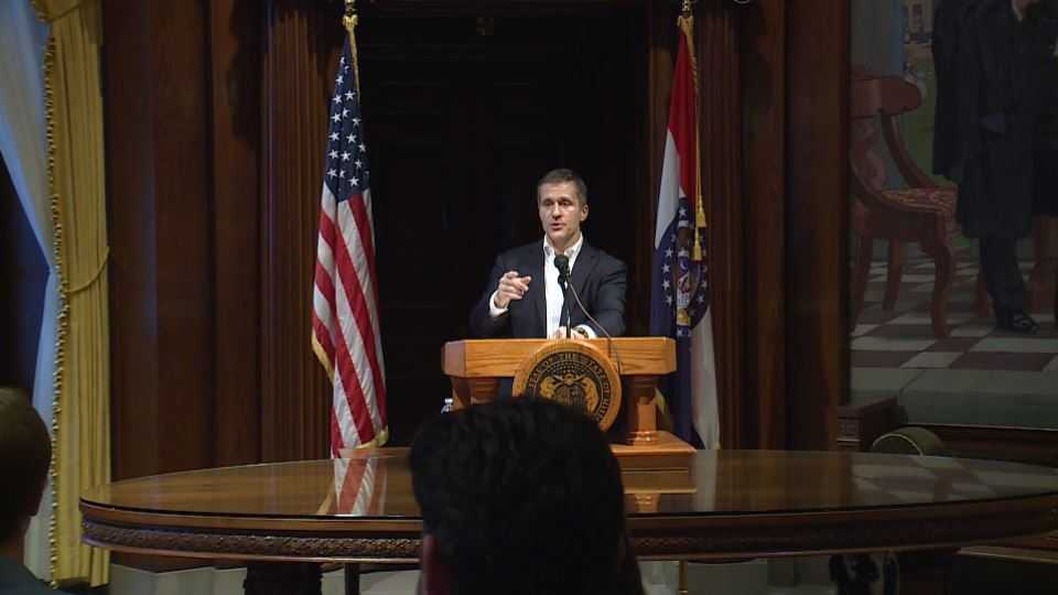 Grand jury subpoenas Missouri Gov. Greitens' staffers