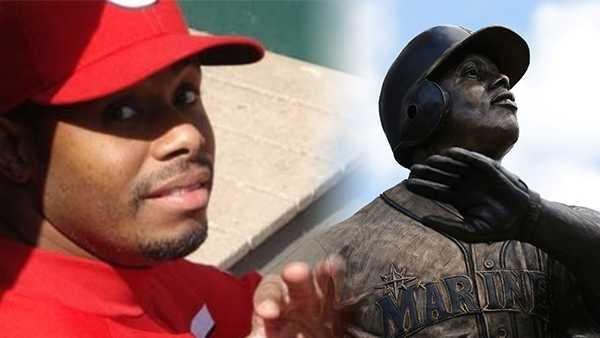 Ken Griffey Jr. statue vandalized, stolen bat returned