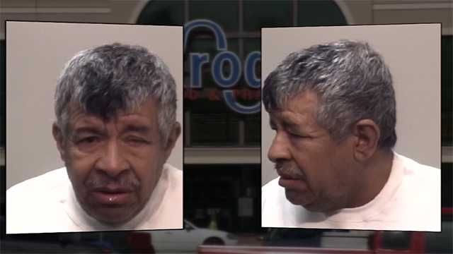 Juan Martinez was arrested on charges including battery and obstruction in Georgia.