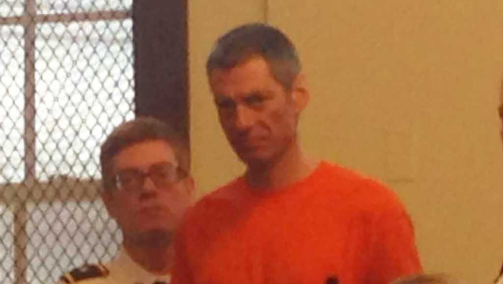David Grossack in court