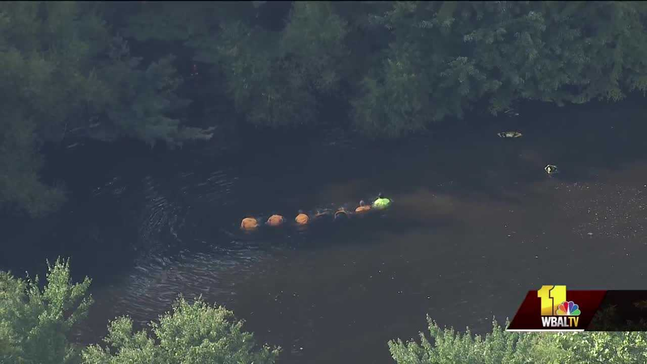 Guilford Park water search