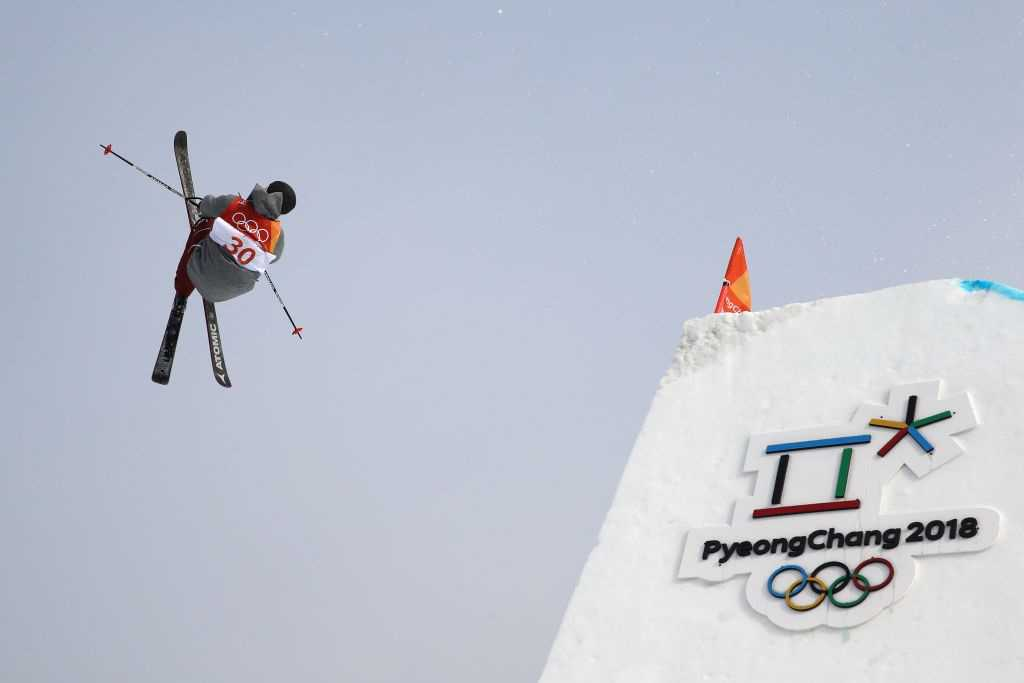 Olympics: Skiing snowboarder shocks Pyeongchang to win super-G gold