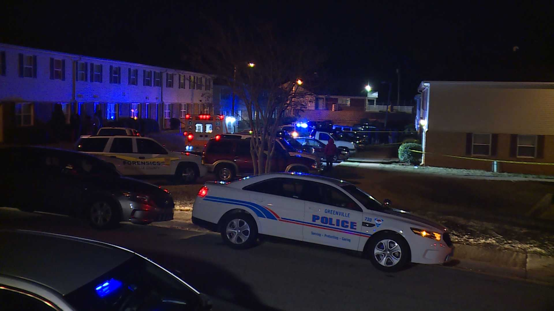 Shemwood Crossing apartment shooting