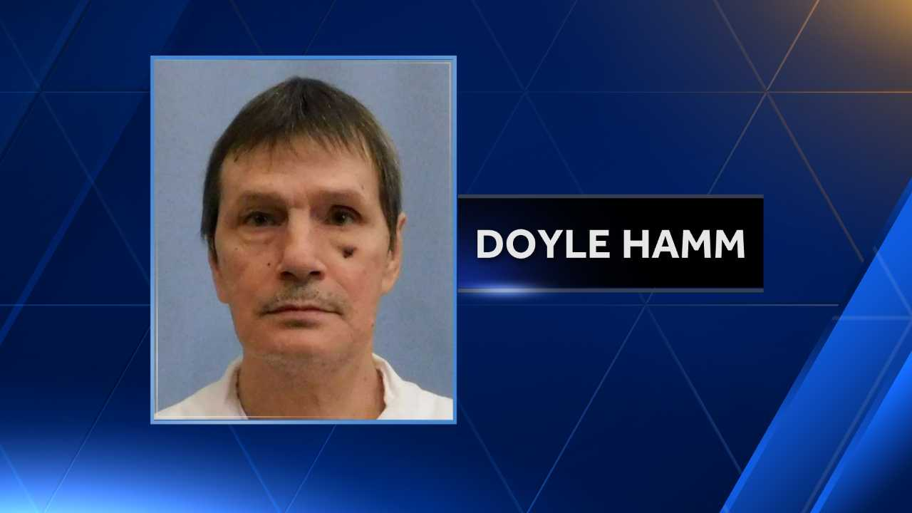 Alabama death row inmate Doyle Hamm