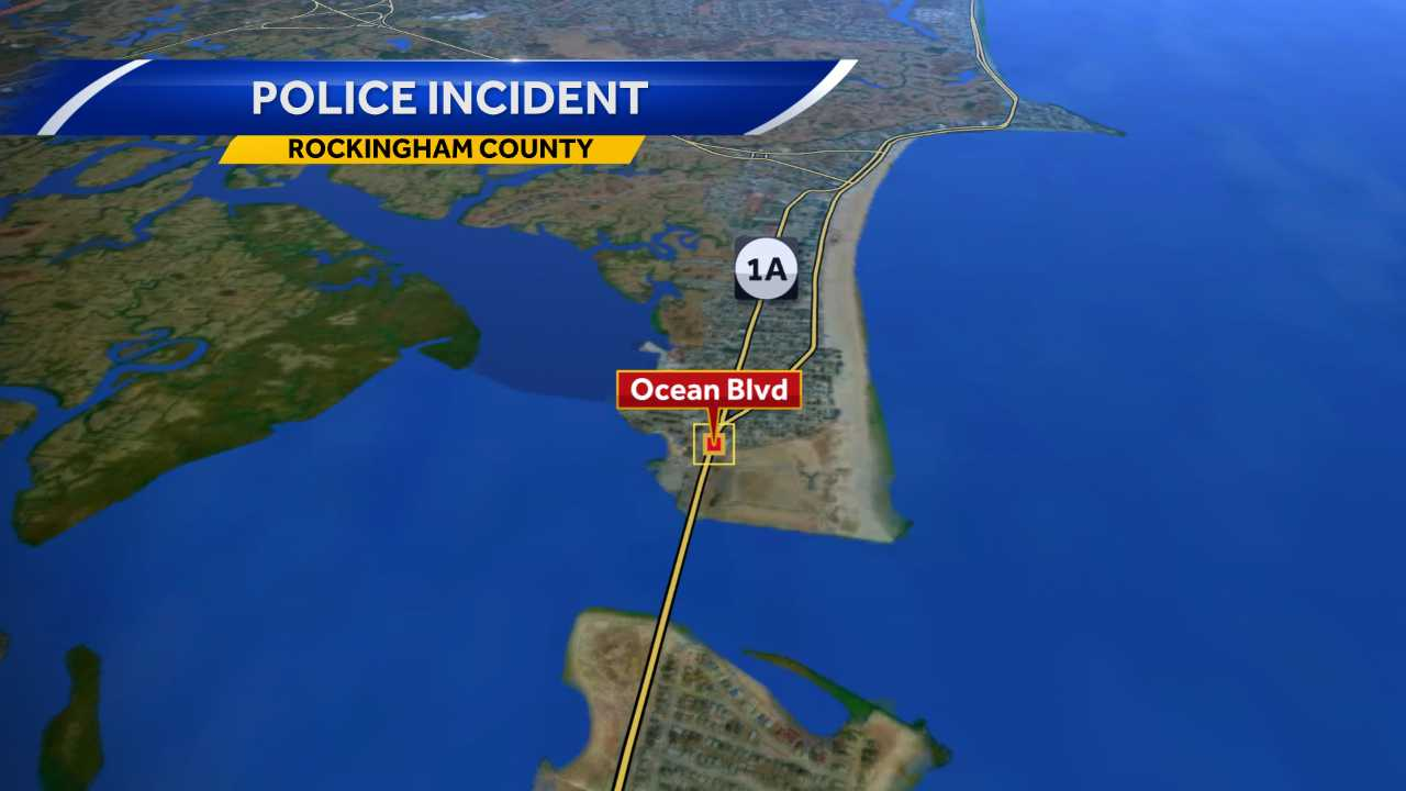 Police asking people to avoid area of Ocean Blvd.