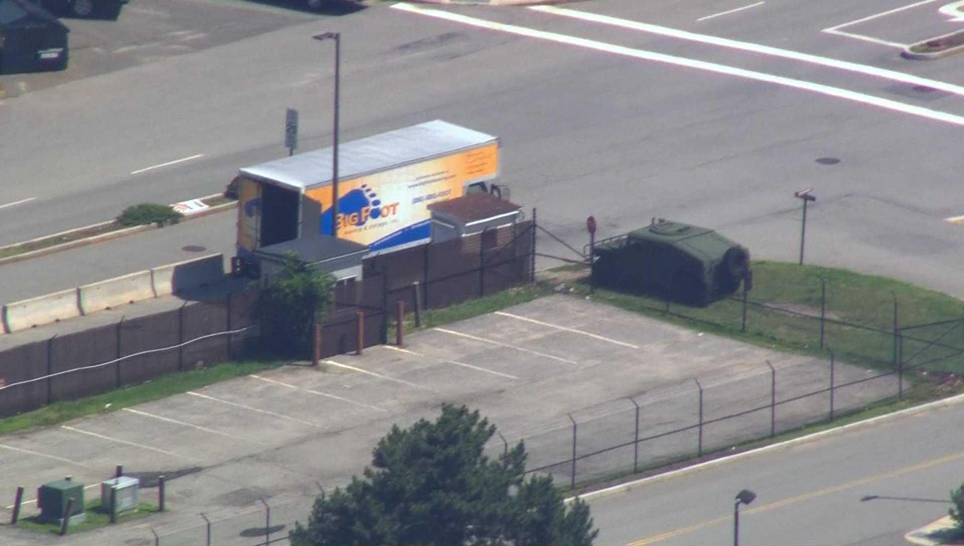 Suspicious Truck Prompts Bomb Squad Response At Hanscom Air Force Base