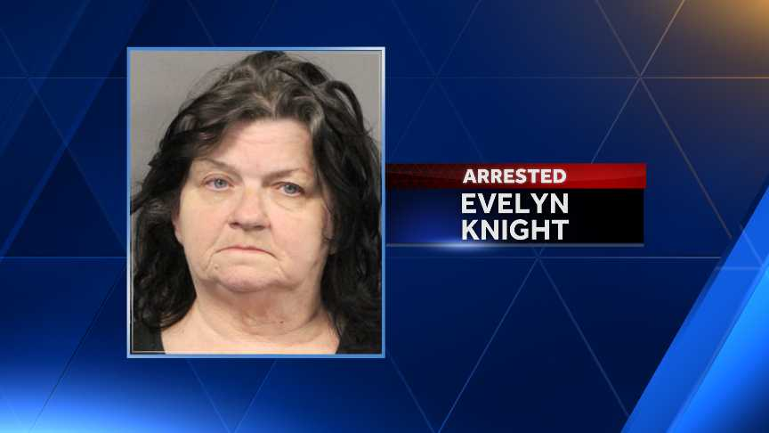Woman accused of leaving grandson on side of highway in Harahan.