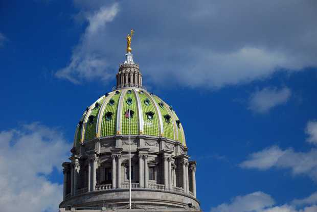 Bill to rein in Pennsylvania pension benefits on fast track