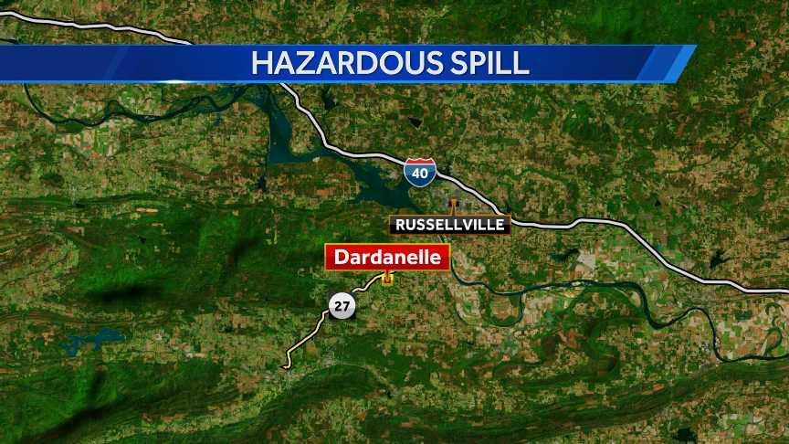 Hazardous Spill