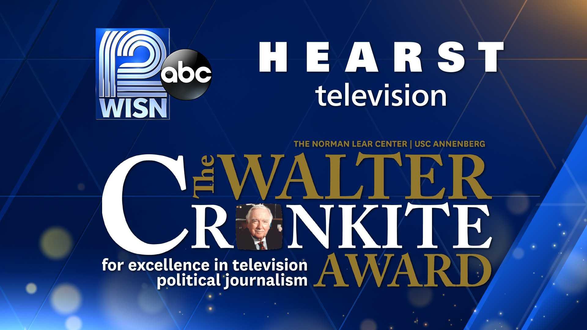Hearst Television, Walter Cronkite Award