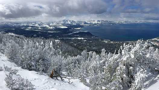 Heavenly Resort in South Lake Tahoe, California, in February 2017