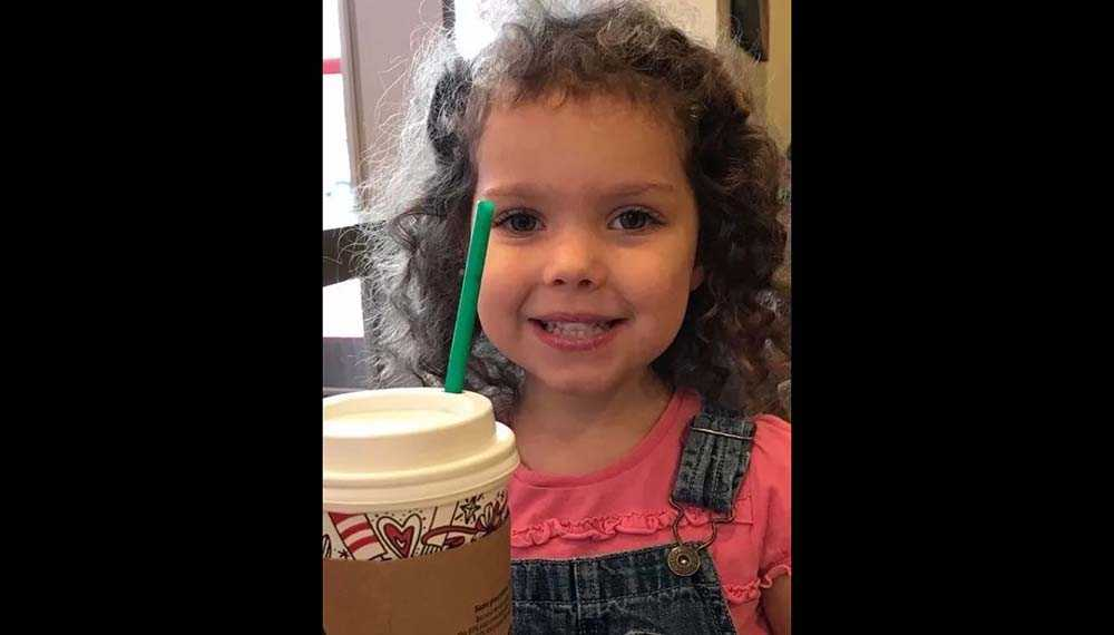 This SC 4-year-old has gone missing. Have you seen her?