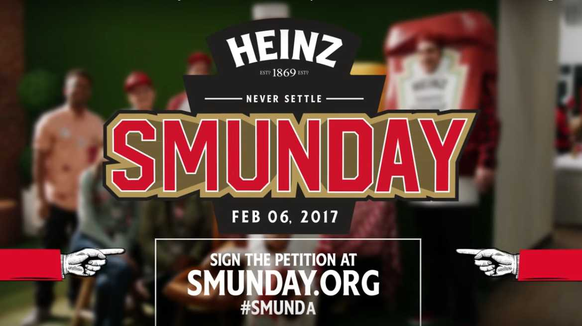 Heinz giving employees day off after Super Bowl