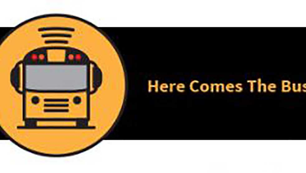 Image result for here comes the bus app