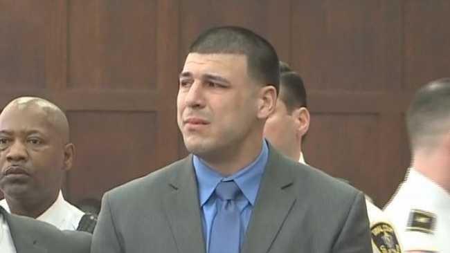 Aaron Hernandez verdict reaction