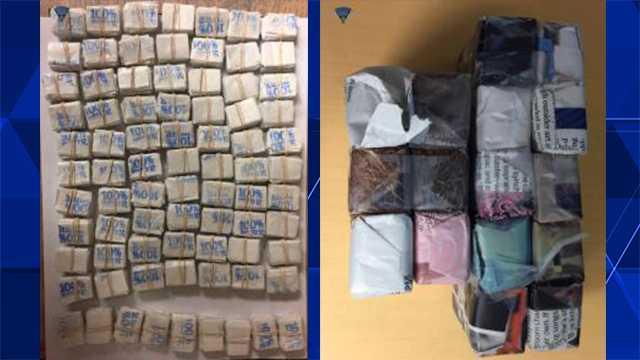 Holyoke heroin arrests