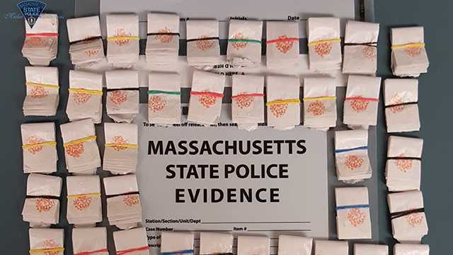 010517 Massachusetts State Police heroin