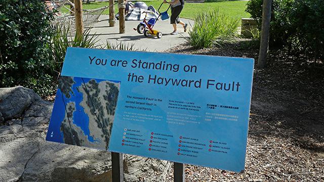Hayward Fault