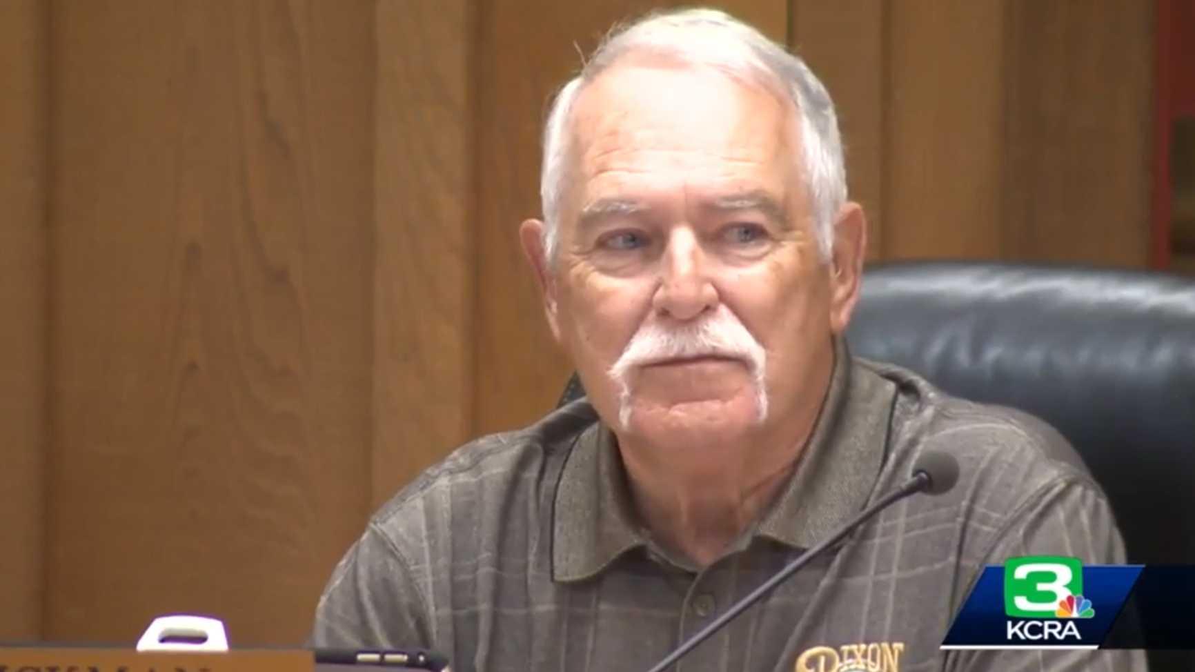 Dixon Vice MayorTed Hickman