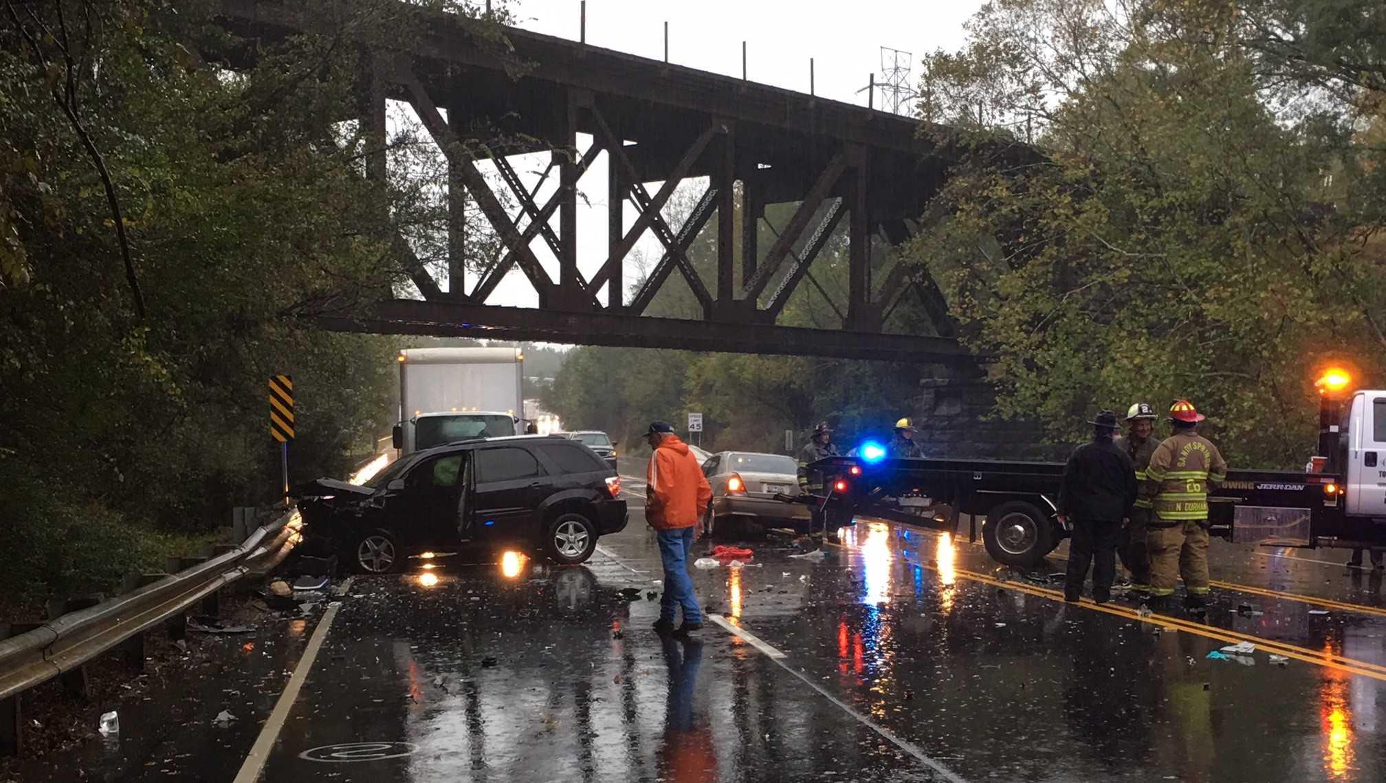 Highway 76 crash
