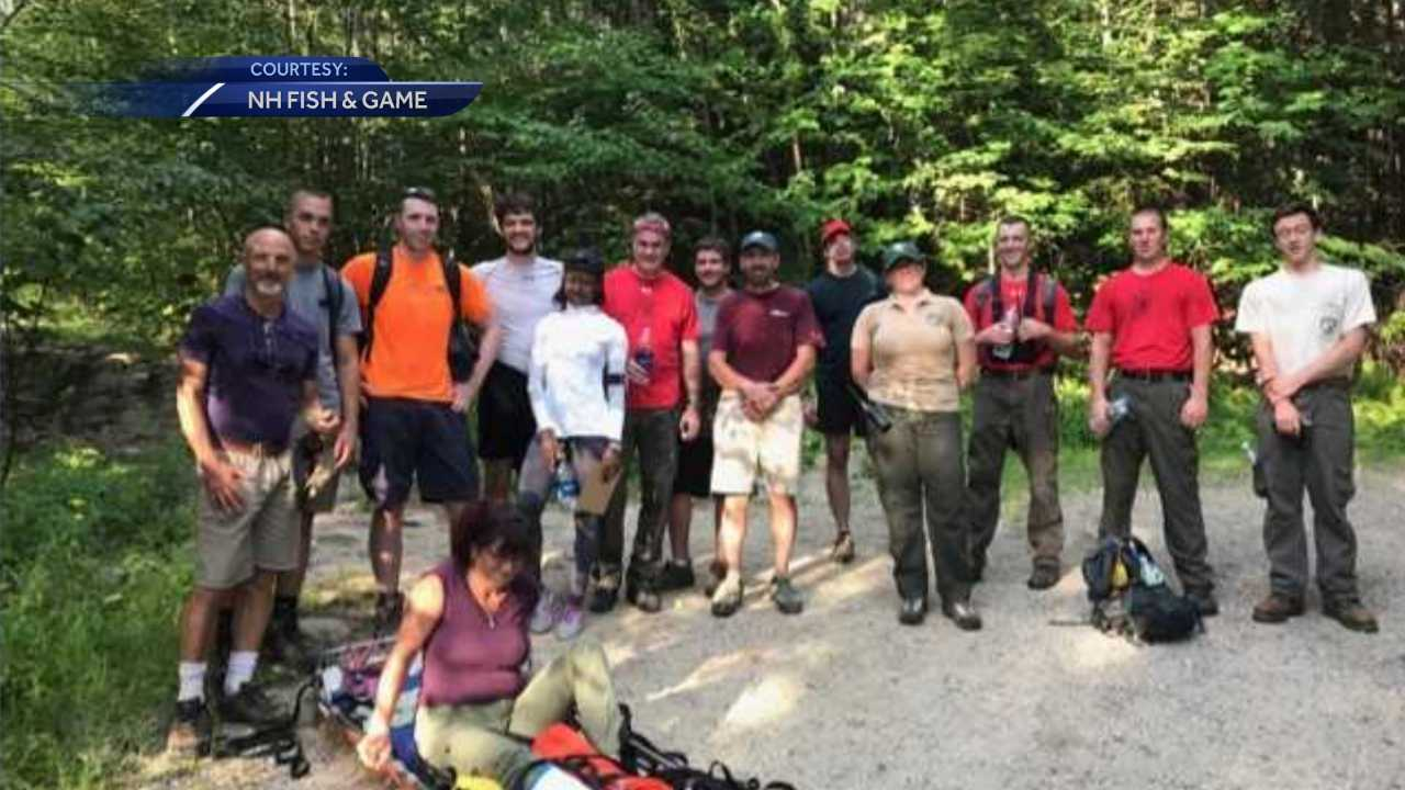 Woman rescued after injuring leg on Mount Monadnock
