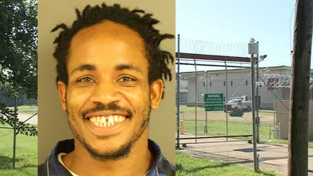 Hinds County Detention Center and Jermaine Butler
