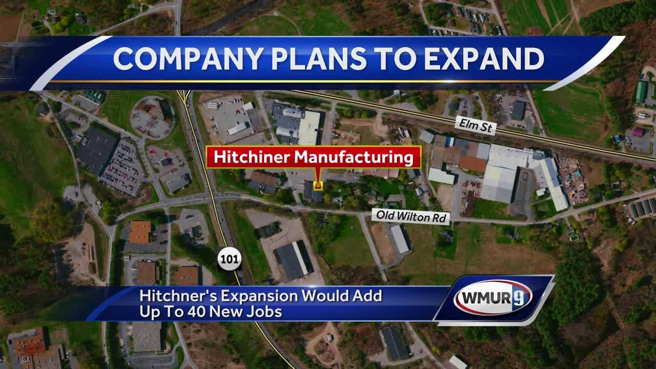 Hitchner expansion plans