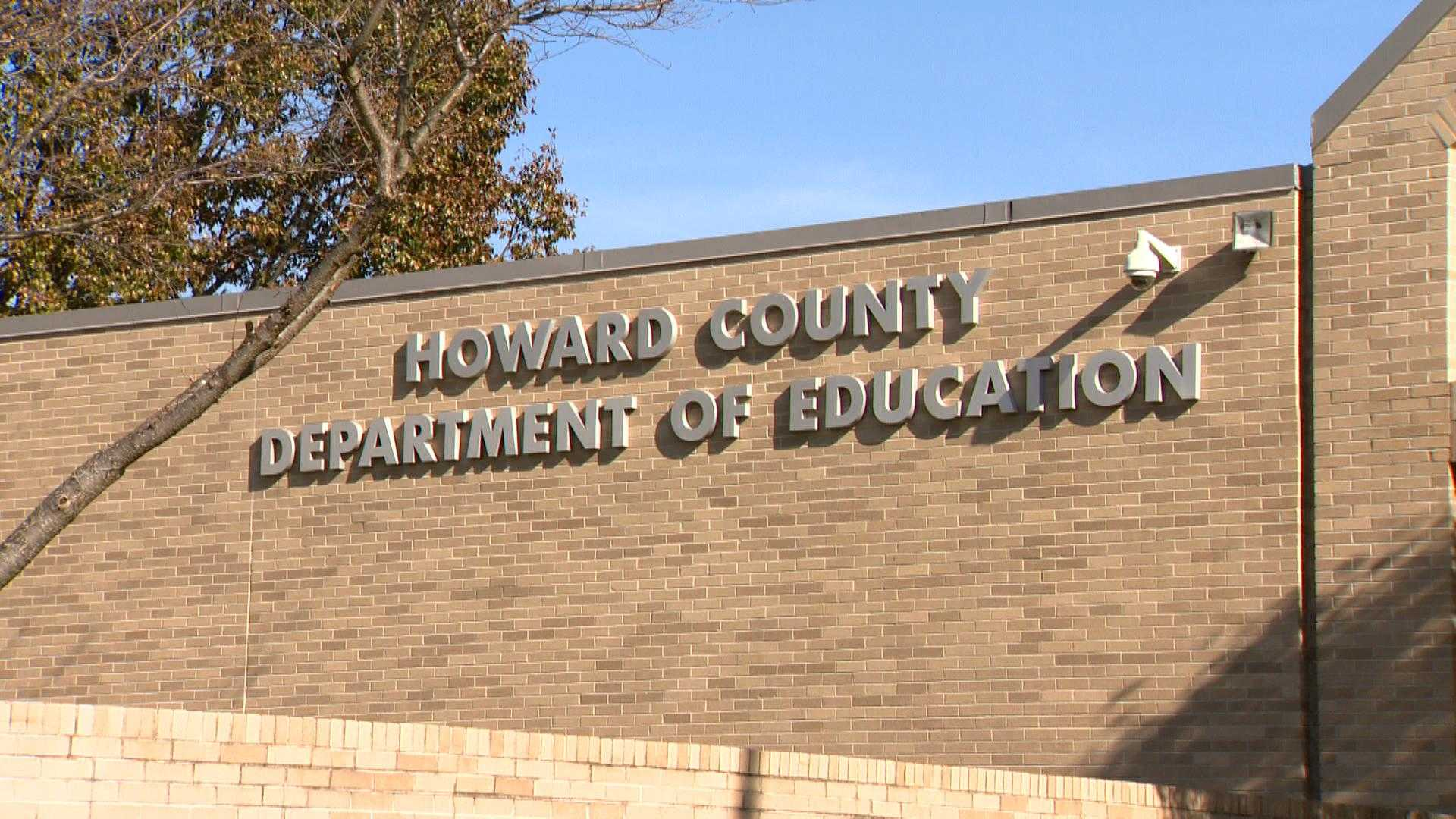 Howard County Department of Education