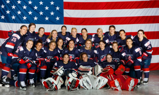 Meet the United States Women's Hockey Team