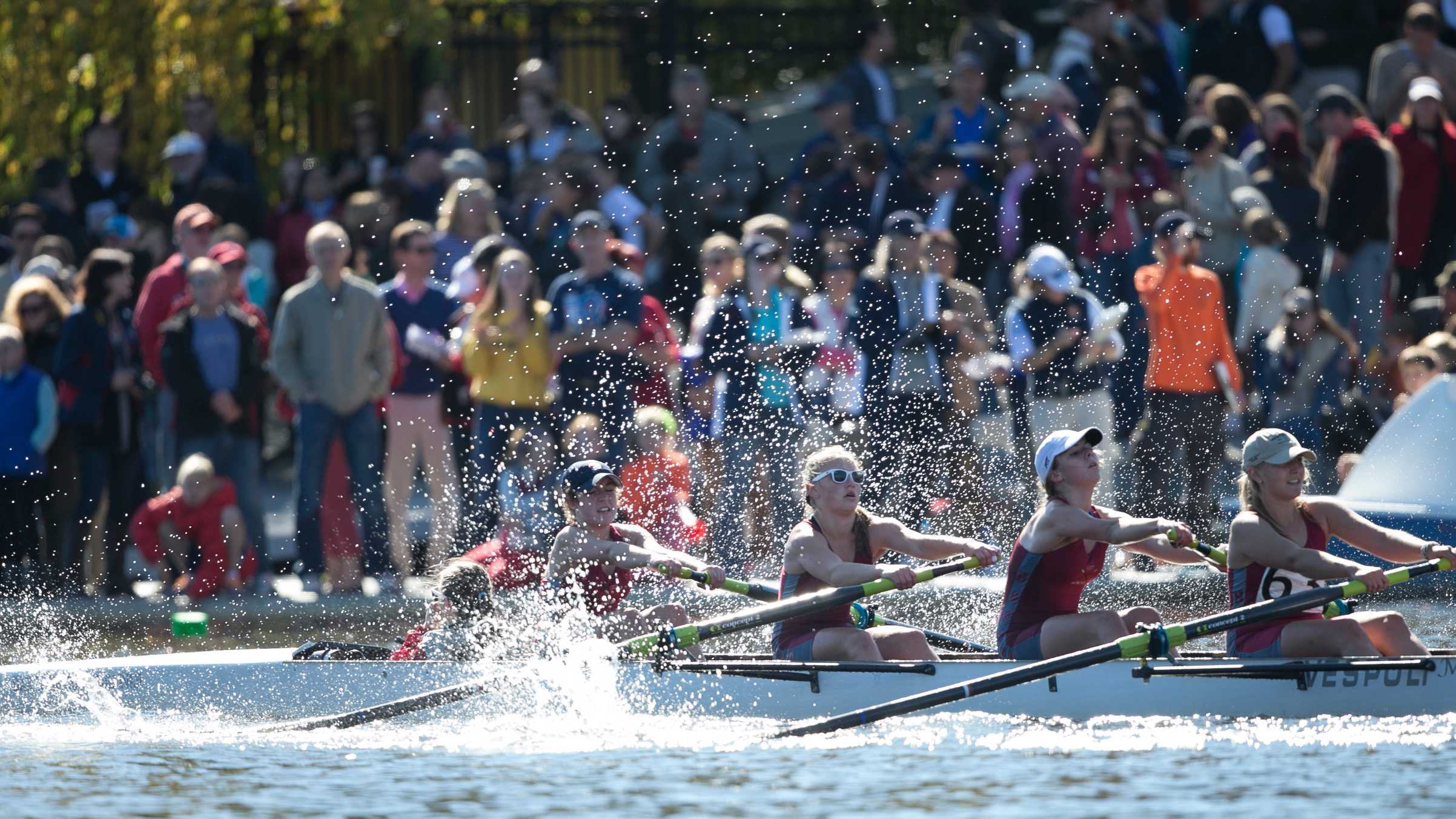 File photo: Head of the Charles Regatta