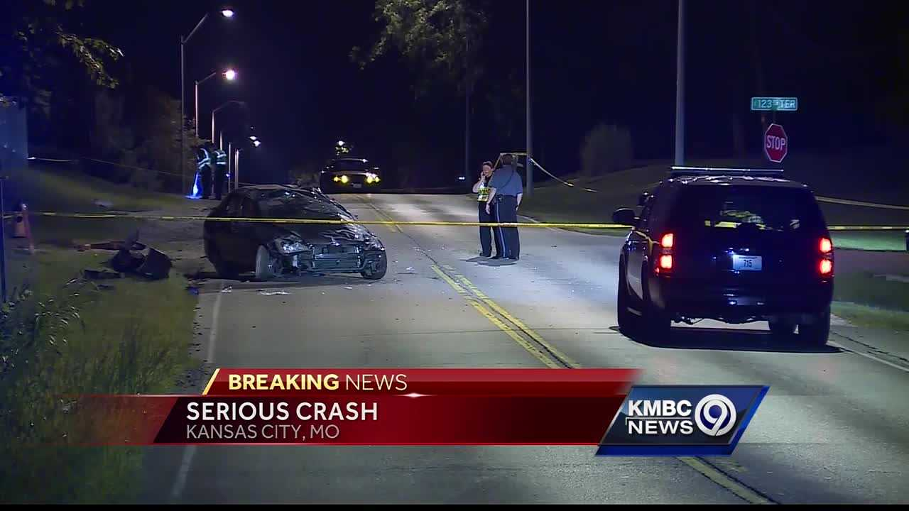 Holmes Road crash