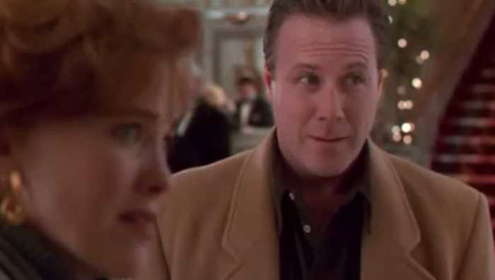 Kevin's dad in 'Home Alone.'