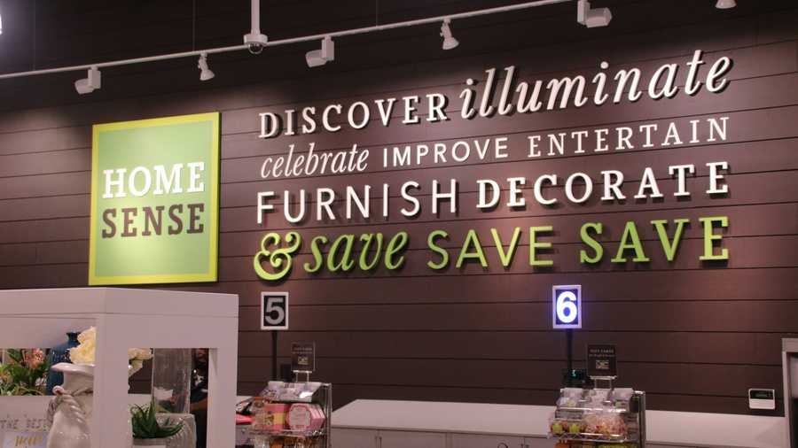 First look inside TJ Maxx owner's newest store: Homesense
