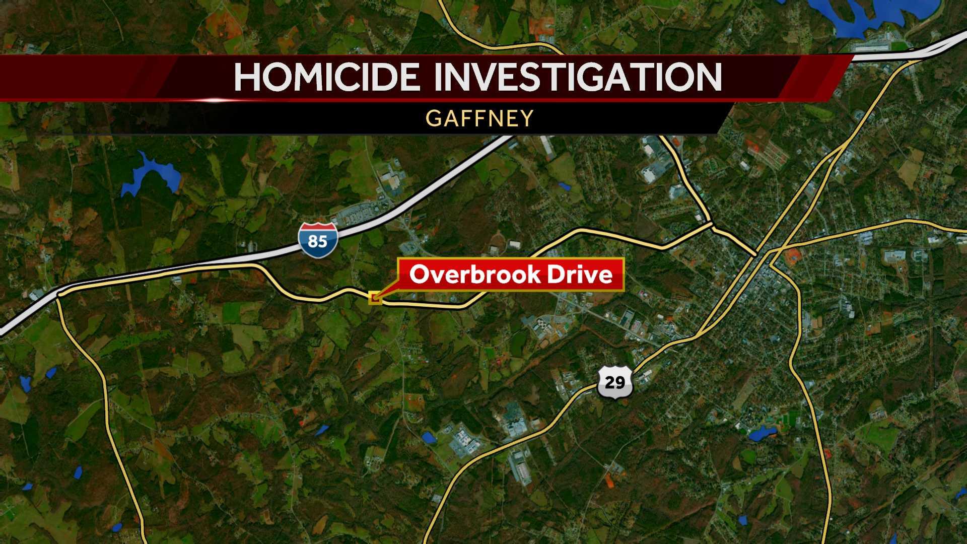 Gaffney homicide