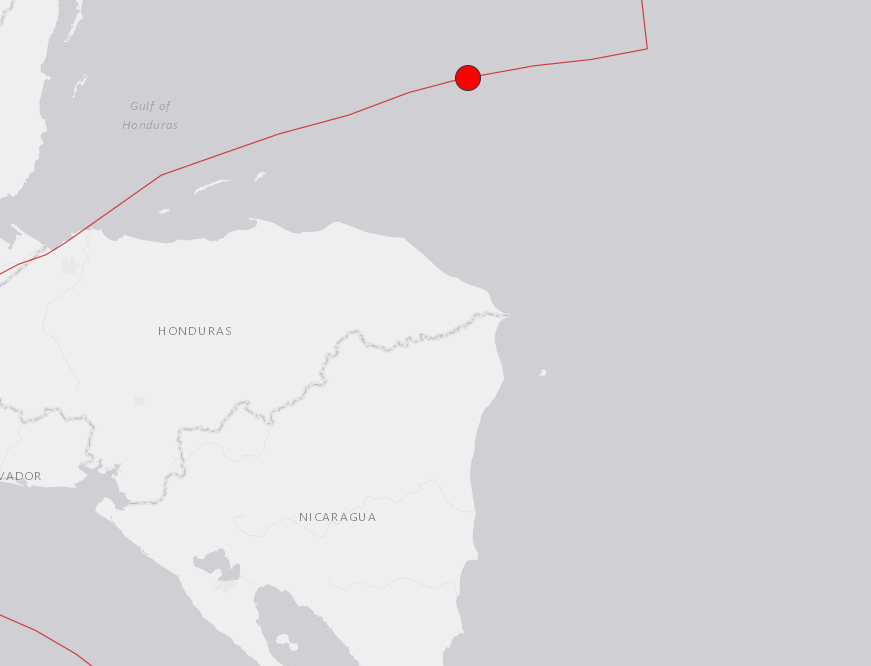 Quake  shakes Caribbean Sea, tsunami warnings issued