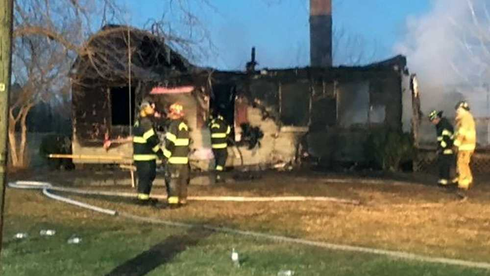 Pender, N.C. house fire