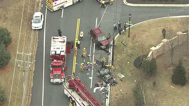 Clarksville crash