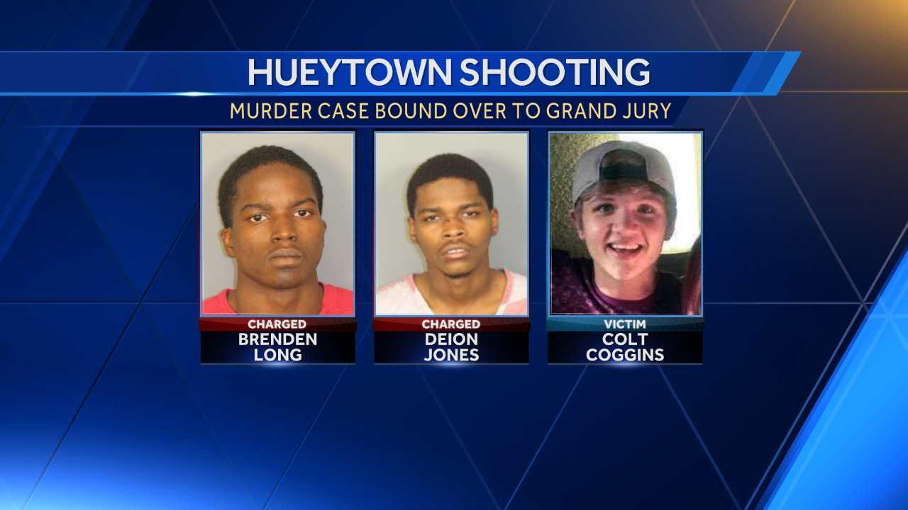 Hueytown shooting