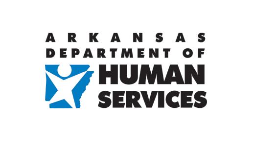 Arkansas Department of Human Services logo