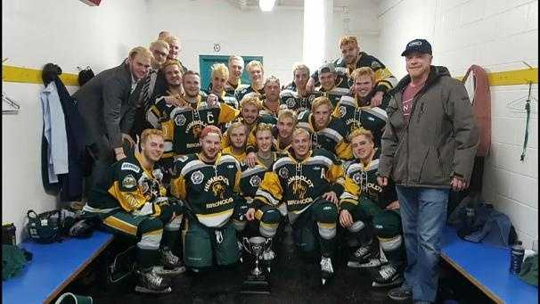 Humboldt Broncos hockey team