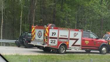 I-26 crash in Newberry
