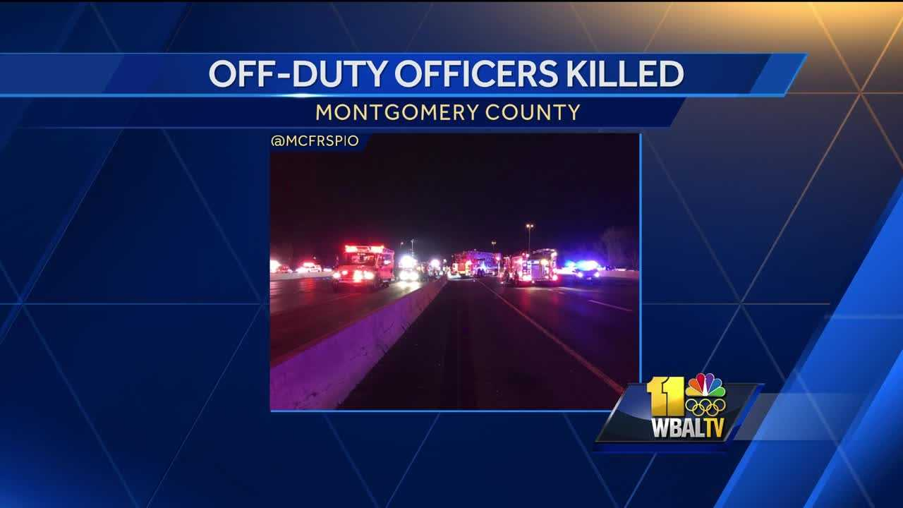 Dead After Crash on I-270 in Montgomery County