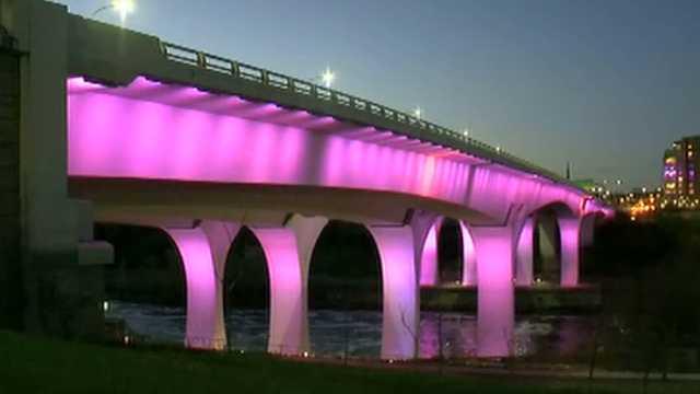 I-35W bridge in Minnesota
