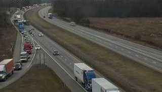 I-81 at Exit 10, Marion