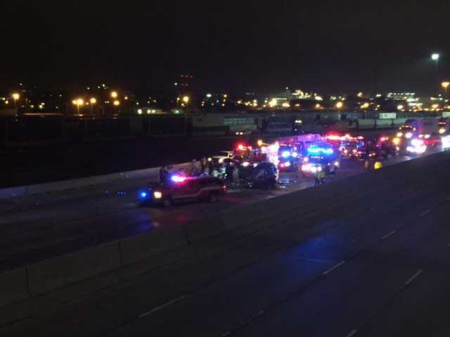 Patrol: Wrong-Way Crash on I-70 in Kansas Kills 2