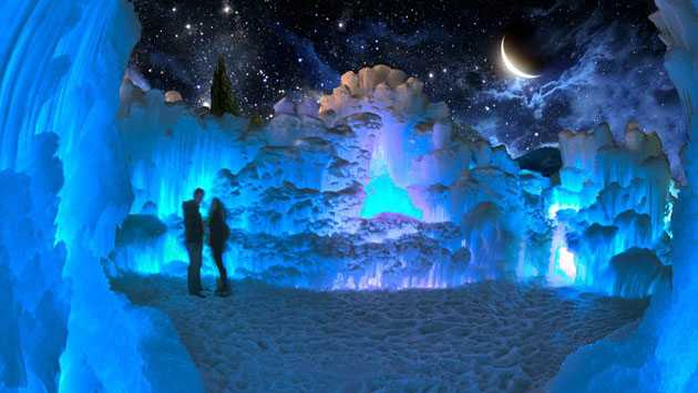 The Ice Castles Plan To Return To New Hampshire