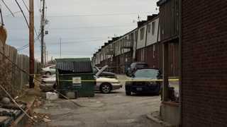 8100 Campbell Homicide, Friday December 9
